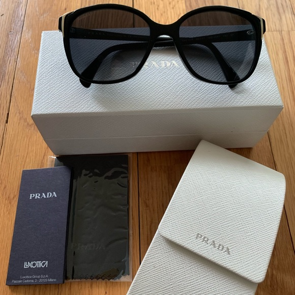 388c9a69 Authentic Prada Sunglasses